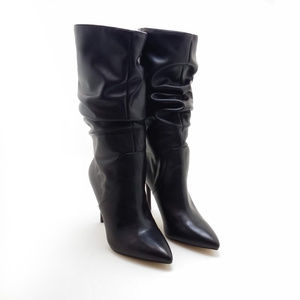 Jessica Simpson Stiletto Mid-Calf Slouch Boots